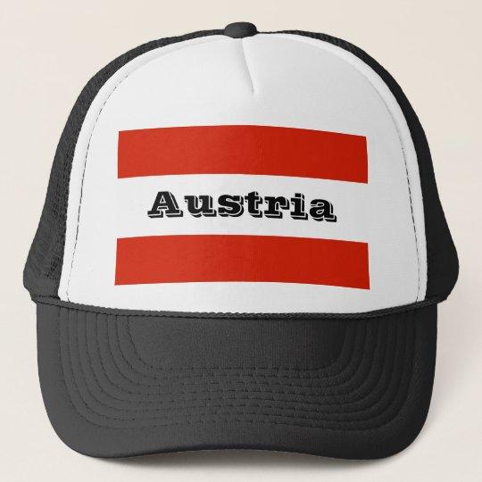 Flag of Austria Cap