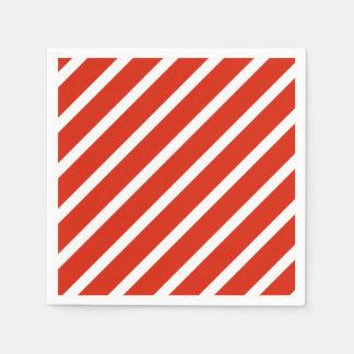 Flag of Austria Disposable Napkins