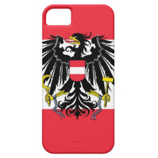 Flag of Austria - Flagge Österreichs Case For The iPhone 5