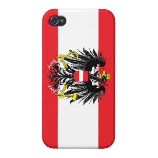Flag of Austria iPhone 4/4S Cover