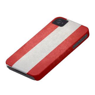 Flag of Austria iPhone 4 Case-Mate Case