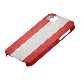 Flag of Austria iPhone 5 Cover