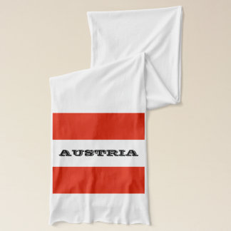 Flag of Austria Scarf