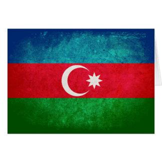 Flag of Azerbaijan Note Card