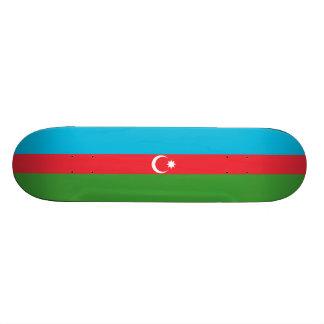 Flag of Azerbaijan Skateboard Deck
