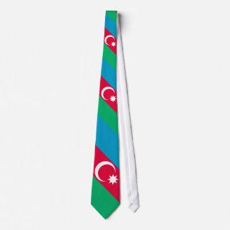 Flag of Azerbaijan Tie