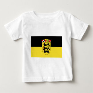 Flag_of_Baden Baby T-Shirt