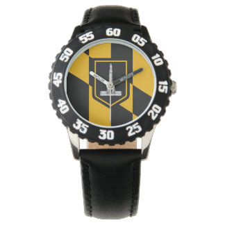Flag of Baltimore, Maryland Watch
