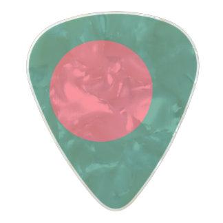 Flag of Bangladesh Guitar Picks
