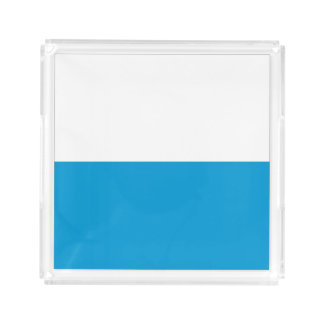 Flag of Bavaria Acrylic Tray
