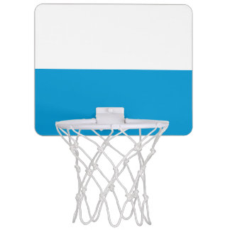 Flag of Bavaria Mini Basketball Hoop