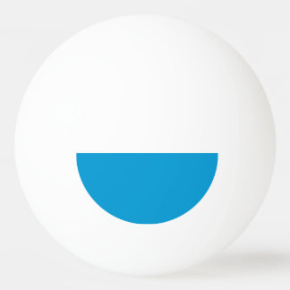 Flag of Bavaria Ping Pong Ball