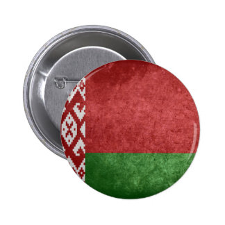 Flag of Belarus Pinback Button