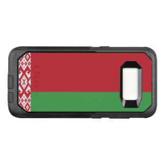 Flag of Belarus Samsung OtterBox Case