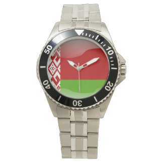 Flag of Belarus Watch