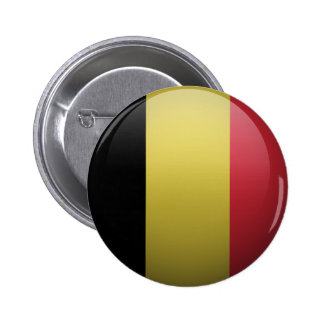 Flag of Belgium Pinback Button