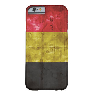 Flag of Belgium Barely There iPhone 6 Case