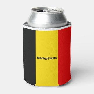 Flag of Belgium Can Cooler