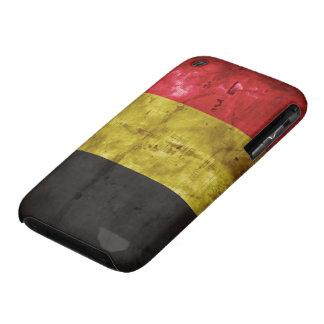 Flag of Belgium iPhone 3 Case-Mate Case