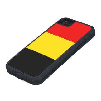 Flag of Belgium Tough Xtreme iPhone 5 Case