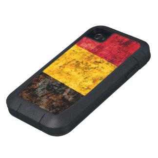 Flag of Belgium iPhone4 Case