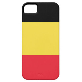 Flag of Belgium Cover For iPhone 5/5S