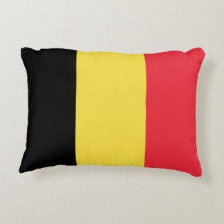 Flag of Belgium custom design Decorative Cushion