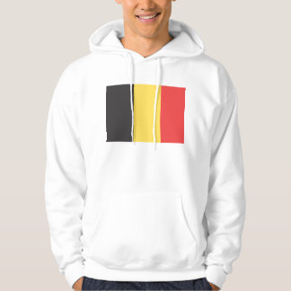 Flag of Belgium Hooded Pullover