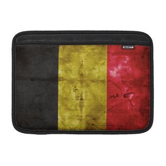 Flag of Belgium Sleeves For MacBook Air