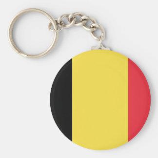 Flag of Belgium Keychain