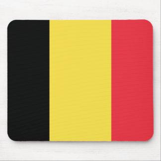 Flag of Belgium Mousepad
