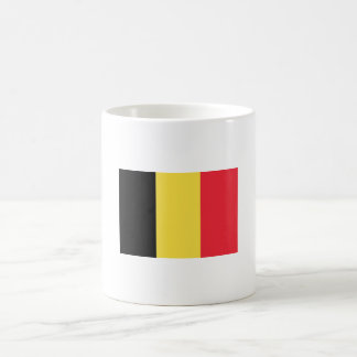 Flag of Belgium Mug