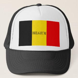 Flag of Belgium Trucker Hat