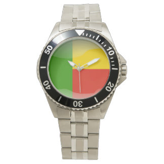 Flag of Benin Watch