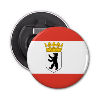 Flag of Berlin Bottle Opener