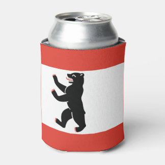 Flag of Berlin Can Cooler
