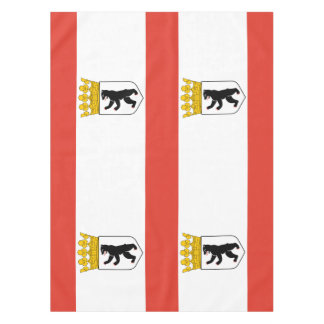 Flag of Berlin Tablecloth