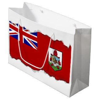 Flag of Bermuda Large Gift Bag