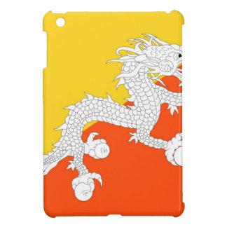 Flag of Bhutan - ཧྥ་རན་ས་ཀྱི་དར་ཆ - ཧྥ་རན་ས་ཀྱི་དར Cover For The iPad Mini
