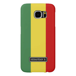 Flag of Bolivia Samsung Galaxy S6 Cases