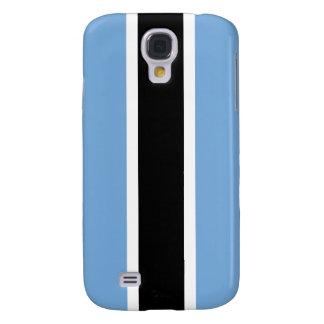 Flag of Botswana Samsung Galaxy S4 Case