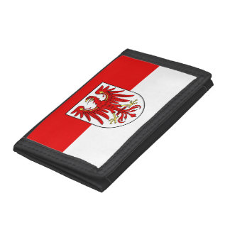 Flag of Brandenburg Tri-fold Wallet