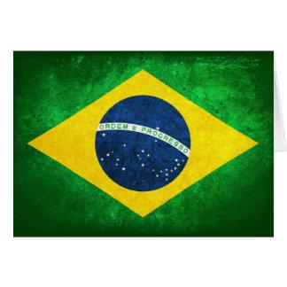 Flag of Brazil Cards