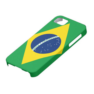 Flag of Brazil iPhone 5 Case