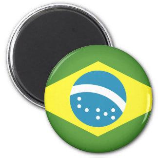 Flag of Brazil Magnet