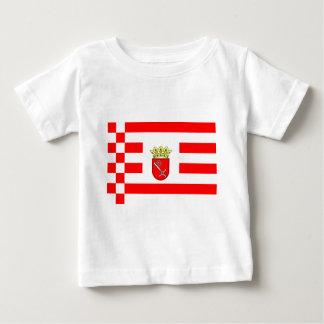 Flag_of_Bremen Baby T-Shirt