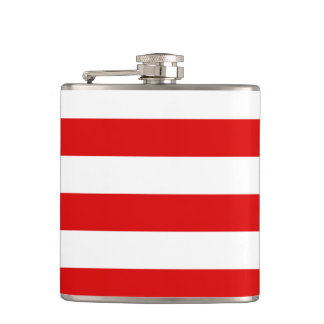 Flag of Bremen Hip Flask