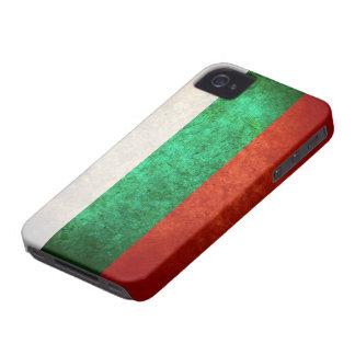 Flag of Bulgaria Case-Mate iPhone 4 Case