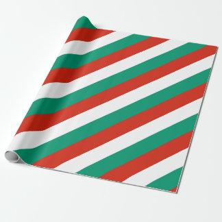 Flag of Bulgaria or Bulgarian