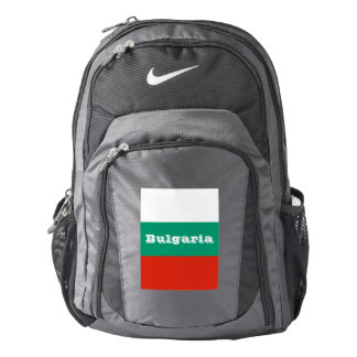Flag of Bulgaria or Bulgarian Backpack